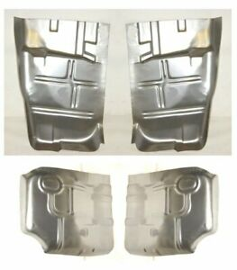 1973-1977 Chevrolet Monte Carlo Floor Pans Front and Rear Best Quality USA Made