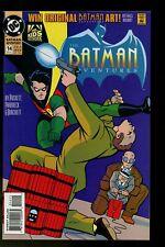 BATMAN ADVENTURES #14 NEAR MINT 9.4 1993 DC COMICS