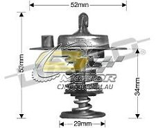 DAYCO Thermostat FOR Ford Transit 3/04-9/06 2.4L DTFI Turbo Diesel VH 101kW H9FA