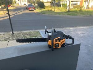 Chainsaw Mcculloch 4218 Used Good Condition
