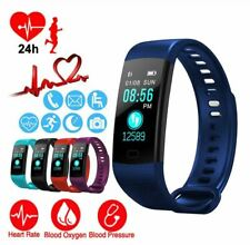 Smart Watch Sports Fitness Activity IOS Android Heart Rate Tracker