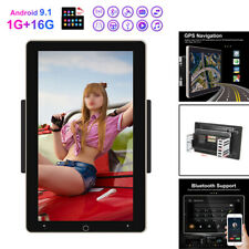 "10"" Android 9.1 2DIN Car MP5 Player GPS Navi Bluetooth Stereo Radio Rotatable"