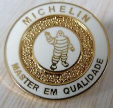 RARE PIN'S VOITURE PNEU MICHELIN BIBENDUM MASTER  EN QUALIDAGE