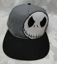 The Nightmare Before Christmas Baseball Cap Snap Back One Size Jack Skellington