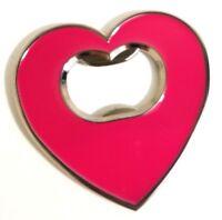 Heart Shaped Bottle Opener Valentine's Day