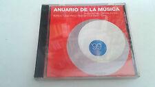 """CD """"ANUARIO DE LA MUSICA '99"""" CD 7 TRACKS PRECINTADO BUNBURY OASIS PRECINTADO SE"""