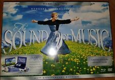 The Sound of Music (Blu-ray/DVD, 2010, 4-Disc Set)