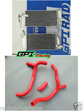 ALUMINUM radiator + hose Honda CRF450 CRF450R  09 10 11 12 2009 2010 2011 2012