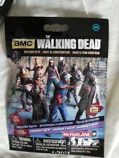 McFarlane Construction Set - Walking Dead Series Blind Bags - Series 3 - Walkers
