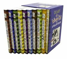Diary of a Wimpy Kid Collection 10 Book Slipcase