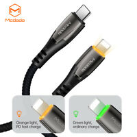 Mcdodo 36W PD Type C to iPhone Fast Charging Cable For iPhone 11 Pro max Xs Max