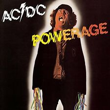 AC/DC POWERAGE CD NEW