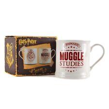 Harry Potter Boxed Vintage Style Mug Hogwarts Muggle Studies