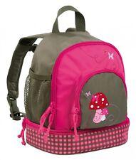 Lässig 4Kids Mini Backpack Mushroom Kinderrucksack Rucksack Pink Rosa Magenta