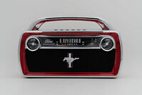ION MUSTANG PORTABLE RECHARGEABLE BLUETOOTH AM/FM RADIO STEREO SPEAKER BOOMBOX