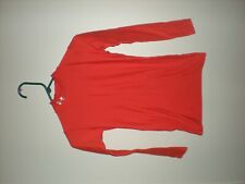 Youth Large Under Armour Mock Long Sleeve Cold Gear