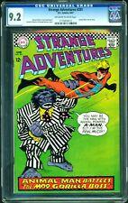 STRANGE ADVENTURES 201 CGC 9.2 1967