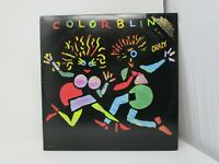 Colorblind Crazy Mini LP Capitol 1984 Promo Rare Electronic Boogie Funk R&B