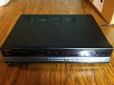 Vintage Technics Cd Player SL-P2 For Parts Or Repair