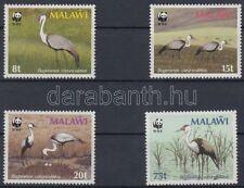 World Wildlife Fund (WWF) Malawian Stamps (1964-Now)