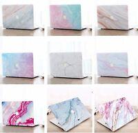 "Marble Hard Shell Case Cover Keyboard Skin Cover 13"" Macbook Air A1466 A1369 CS"