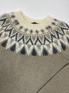 Women's Ann Taylor Wool Blend Pullover Sweater •Size M *EUC