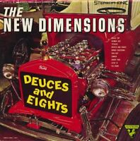 Deuces and Eights by New Dimensions The 2014-04-29 Audio CD