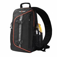 K&F Concept Waterproof Camera Backpack Sling Messenger Travel Bag Big Capacity H