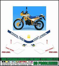 kit adesivi stickers compatibili MTX 125 1987