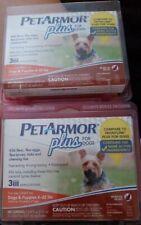 PetArmor Plus Flea & Tick Prevention Treatment for Dogs 4-22 lbs 6 Treatments