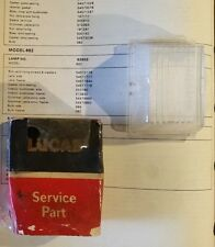 NOS Lucas Side and Flasher Lens 54571717. Hillman Husky '64-'66 |