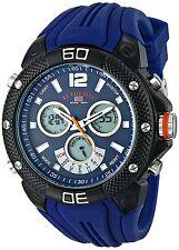 U.S. Polo Assn. Sport Men's US9496 Analog-Digital Display Blue Watch - Imported