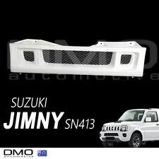 Suzuki Jimny SN413 2012-on JB33 JB43 OKAMI Front Grille Type 4 FRP