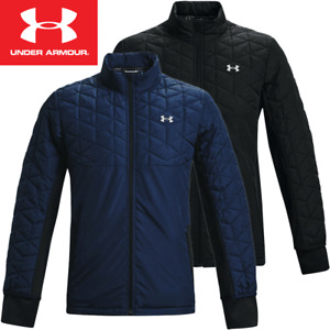UNDER ARMOUR COLDGEAR REACTOR HYBRID PADDED THERMAL GOLF JACKET / NEW 2021 MODEL