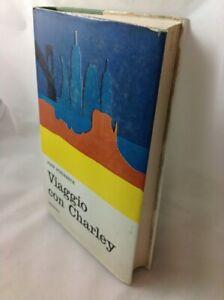 Viaggio con Charley - John Steinbeck - Rizzoli - 1969 - 1°Edizione