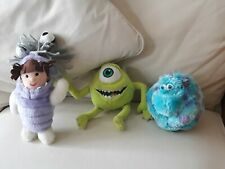 Sully,Mike and Boo monsters Inc Soft Toys Fairy promotional plush & TY