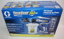 Graco 17a466 Truecoat 360 Ds Electric Airless Paint Sprayer