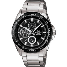 Casio Edifice Gents Stainless Steel Bracelet EF-336DB-1A1VUEF 1794 Mens Watch