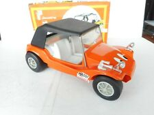 JOUSTRA BIG PLASTIC DUNE BUGGY MOTEUR A FRICTION REF:2601 N M BOX SELTEN RARE