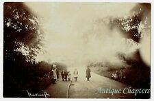 c.1905 Wanlip Leicestershire Postcard D6