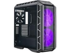 MasterCase H500P ATX Mid-Tower Case with two 200mm RGB fans in the front, light