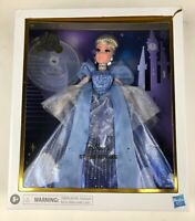 Disney Store Princess 70th Cinderella Fairy Godmother Medium Plush New with Tag
