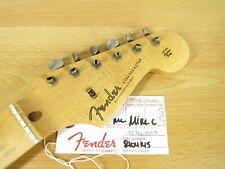 "2020 Fender Custom Shop 1957 Stratocaster JR Relic Vintage 9.5"" 10/56 Maple Neck"