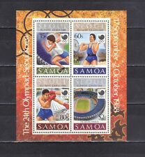 Samoa - Unused Sheet Stamps