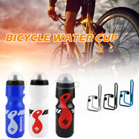 650ML Mountain Bike Bicycle Cycling Cage Kit Water Sport Drink Bottle and Holder