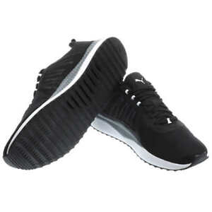 Puma Men's Pacer Net Cage Athletic Sneaker Softfoam Shoes Black or Blue New