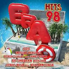 BRAVO HITS VOL. 98 * NEW 2CD'S 2017 * NEU *