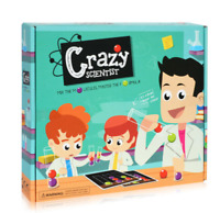 Crazy Scientist Board Game Test Tube Set Logical Thinking Game