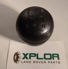 LAND ROVER DEFENDER R380 5 SPEED GEAR LEVER KNOB BTR9270