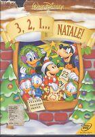 3, 2, 1... è Natale! - Disney DVD - Versione Con Ologramma tondo